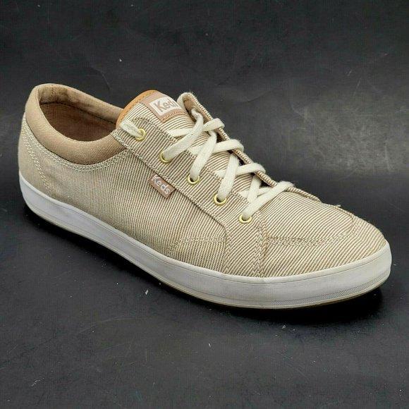 Keds Center Stripe Sneakers Dream Memory Foam